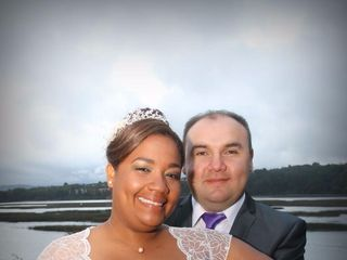 El matrimonio de Wilda y Cristian 2