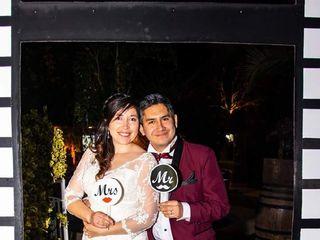 El matrimonio de Angélica y Lester 1
