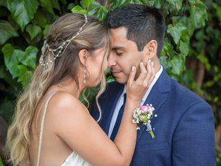 El matrimonio de María Paz y Felipe 1