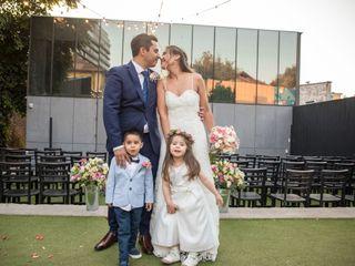 El matrimonio de María Paz y Felipe 3