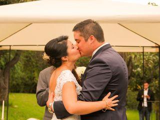 El matrimonio de Karina y Juan Plablo 2
