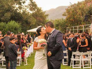 El matrimonio de Karina y Juan Plablo 3