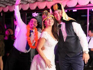 El matrimonio de Karina y Juan Plablo