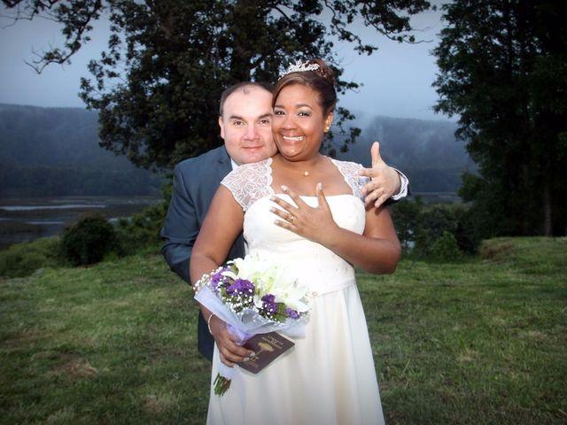El matrimonio de Wilda y Cristian