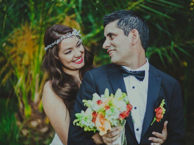 El matrimonio de Veronica y Pedro