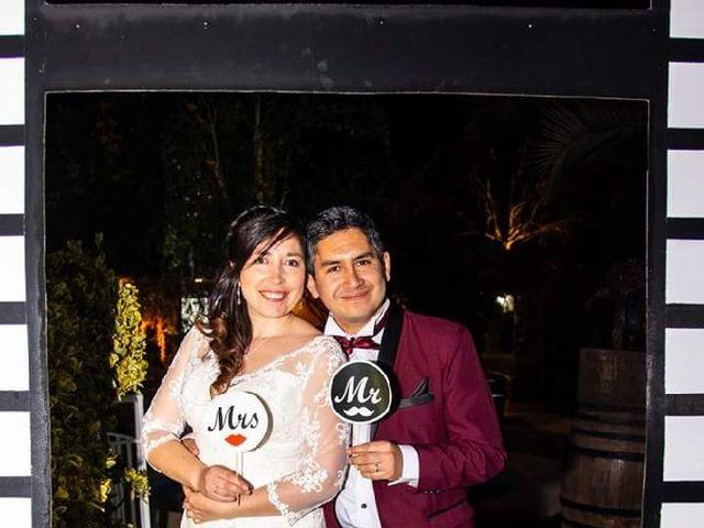 El matrimonio de Lester y Angélica en Olmué, Quillota 1