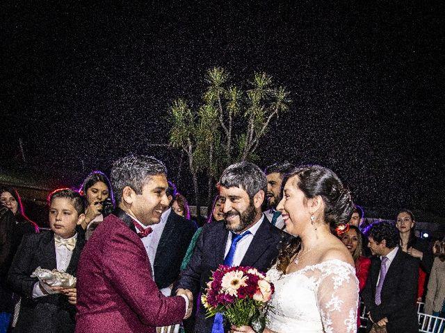 El matrimonio de Lester y Angélica en Olmué, Quillota 3