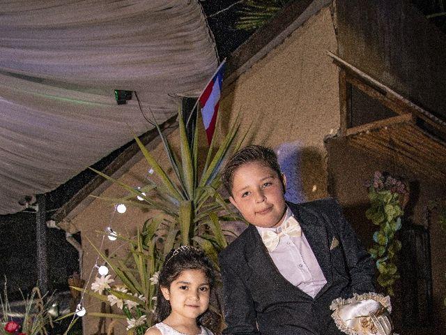El matrimonio de Lester y Angélica en Olmué, Quillota 4