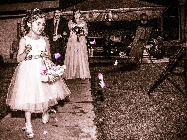 El matrimonio de Lester y Angélica en Olmué, Quillota 5