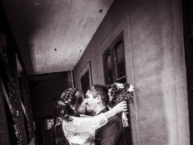 El matrimonio de Lester y Angélica en Olmué, Quillota 6