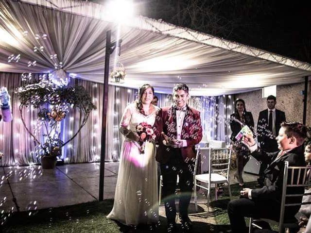 El matrimonio de Lester y Angélica en Olmué, Quillota 7