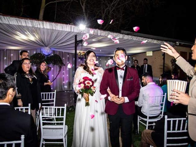 El matrimonio de Lester y Angélica en Olmué, Quillota 8