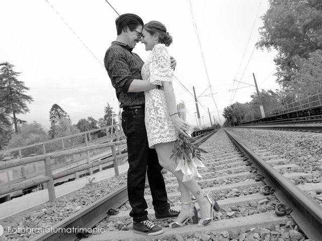 El matrimonio de Michael y Betsy en Buin, Maipo 13
