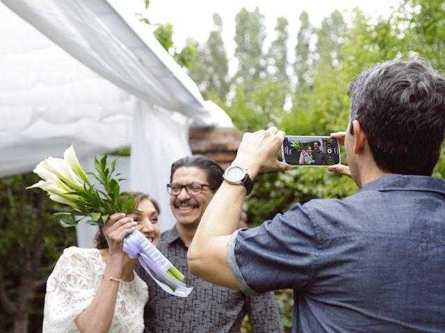 El matrimonio de Michael y Betsy en Buin, Maipo 17