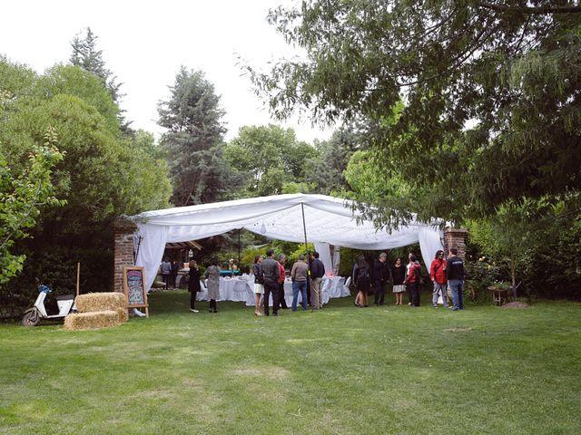 El matrimonio de Michael y Betsy en Buin, Maipo 22