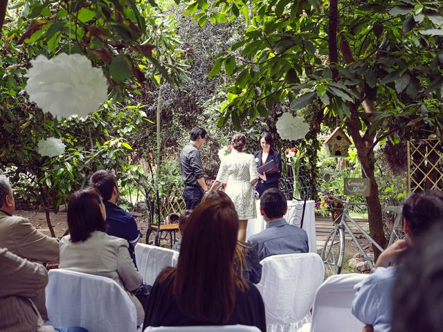 El matrimonio de Michael y Betsy en Buin, Maipo 23