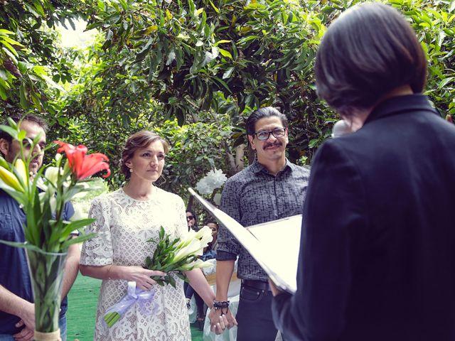 El matrimonio de Michael y Betsy en Buin, Maipo 24
