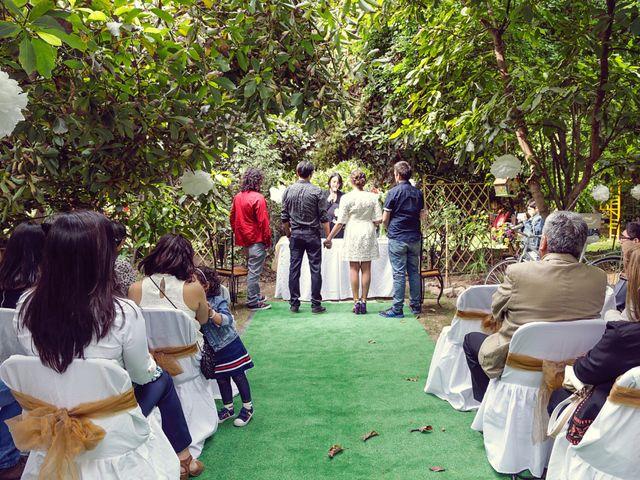 El matrimonio de Michael y Betsy en Buin, Maipo 25