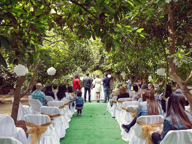 El matrimonio de Michael y Betsy en Buin, Maipo 26