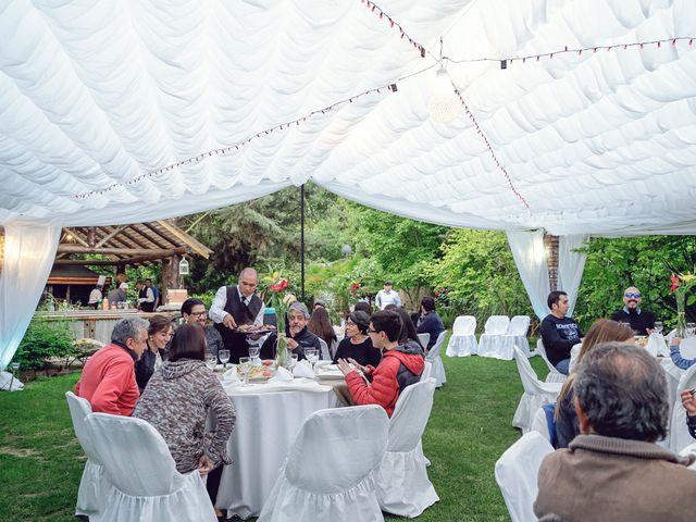 El matrimonio de Michael y Betsy en Buin, Maipo 31