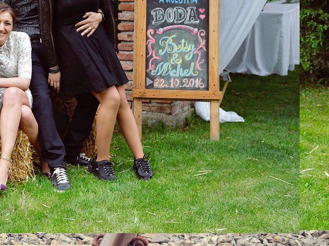 El matrimonio de Michael y Betsy en Buin, Maipo 34