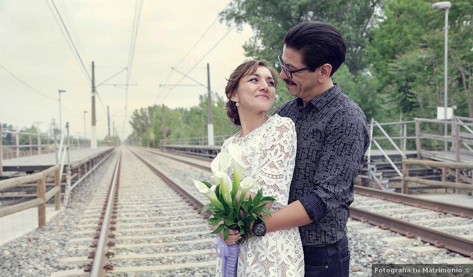 El matrimonio de Michael y Betsy en Buin, Maipo
