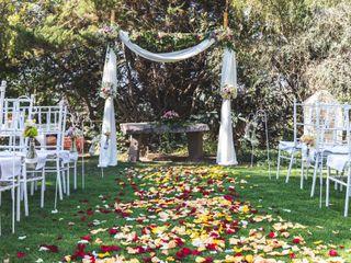 El matrimonio de Daniela y Nicolás 3