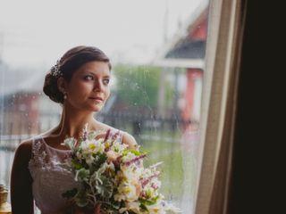 El matrimonio de Joaquín  y Fanny  3
