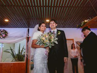 El matrimonio de Joaquín  y Fanny