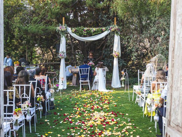 El matrimonio de Nicolás y Daniela en Pirque, Cordillera 5