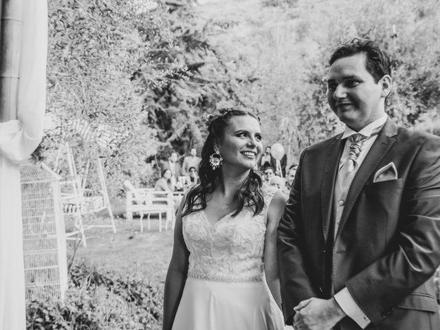 El matrimonio de Nicolás y Daniela en Pirque, Cordillera 7