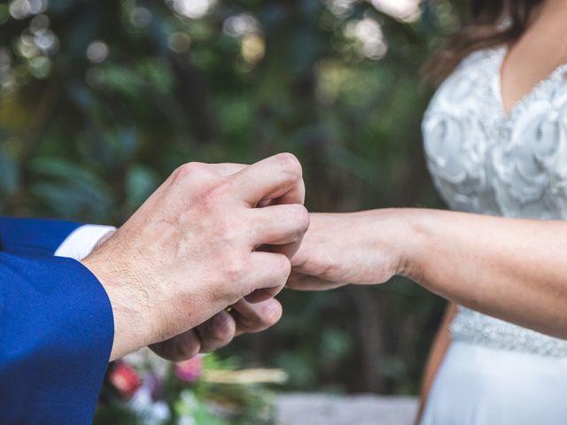 El matrimonio de Nicolás y Daniela en Pirque, Cordillera 8
