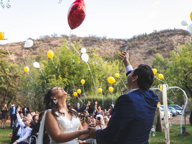 El matrimonio de Nicolás y Daniela en Pirque, Cordillera 11