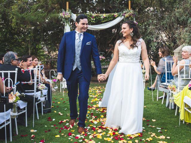 El matrimonio de Nicolás y Daniela en Pirque, Cordillera 12