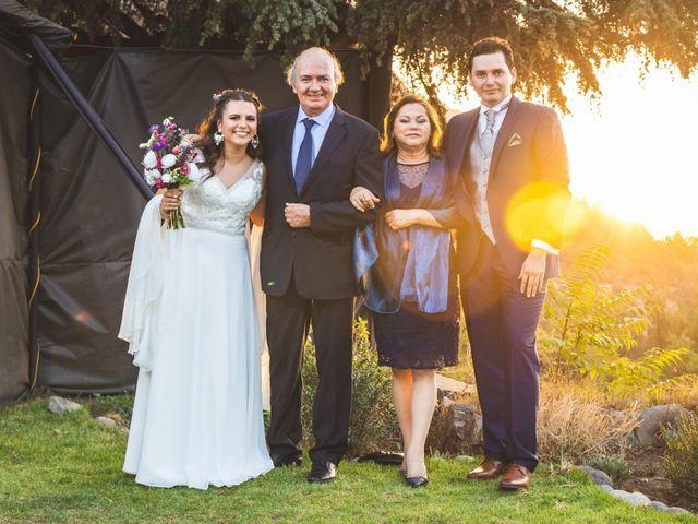 El matrimonio de Nicolás y Daniela en Pirque, Cordillera 13