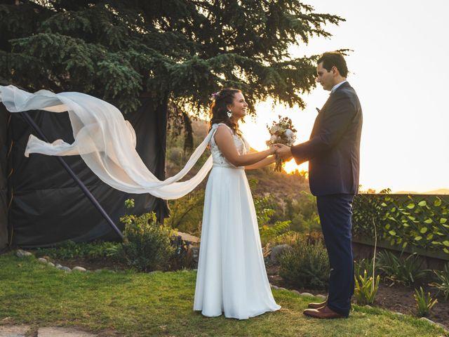El matrimonio de Nicolás y Daniela en Pirque, Cordillera 15