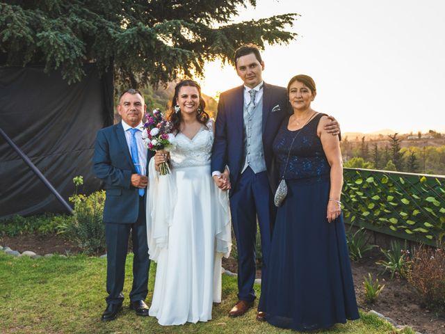El matrimonio de Nicolás y Daniela en Pirque, Cordillera 16