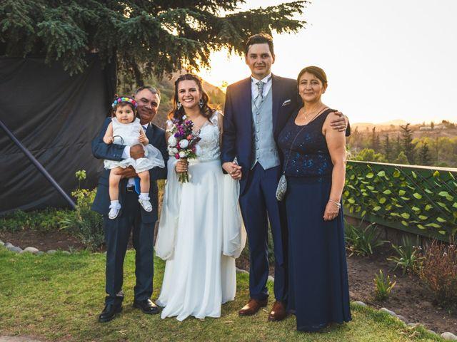 El matrimonio de Nicolás y Daniela en Pirque, Cordillera 17