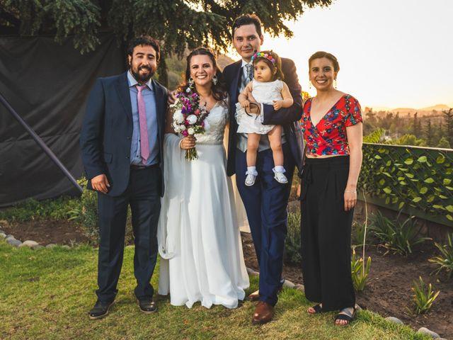 El matrimonio de Nicolás y Daniela en Pirque, Cordillera 20