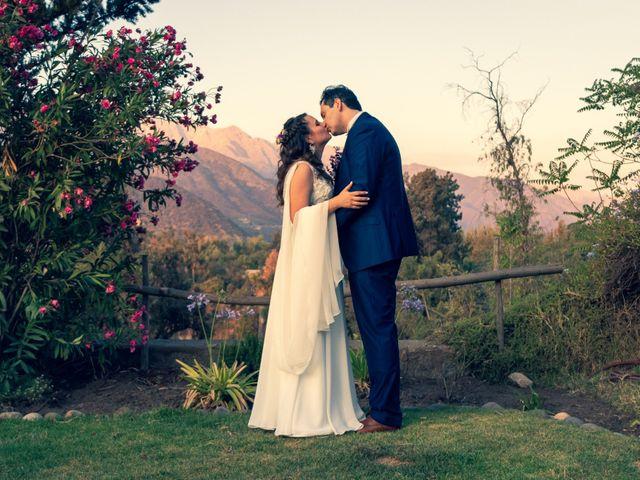 El matrimonio de Nicolás y Daniela en Pirque, Cordillera 22