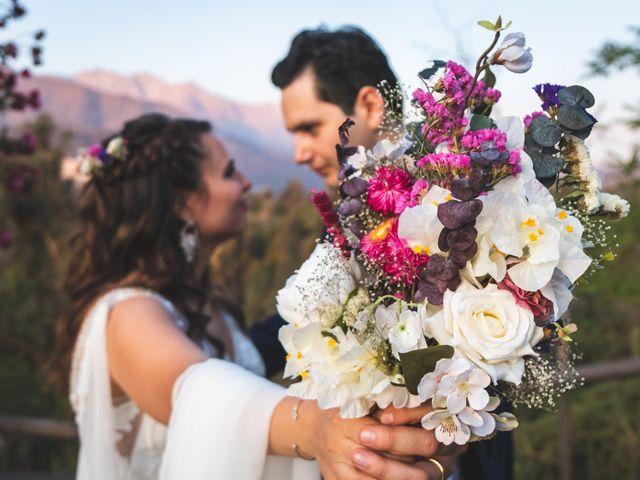 El matrimonio de Nicolás y Daniela en Pirque, Cordillera 23