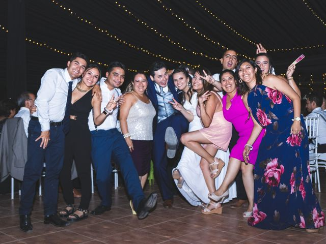 El matrimonio de Nicolás y Daniela en Pirque, Cordillera 24