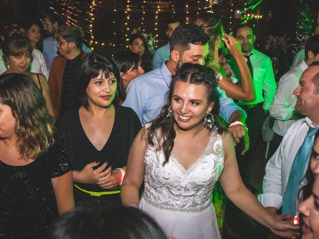 El matrimonio de Nicolás y Daniela en Pirque, Cordillera 31