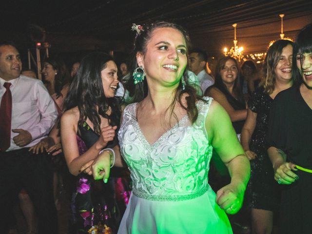 El matrimonio de Nicolás y Daniela en Pirque, Cordillera 35