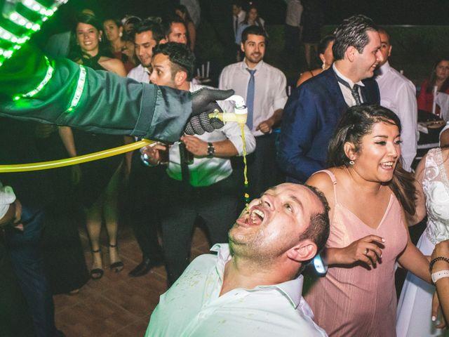 El matrimonio de Nicolás y Daniela en Pirque, Cordillera 40
