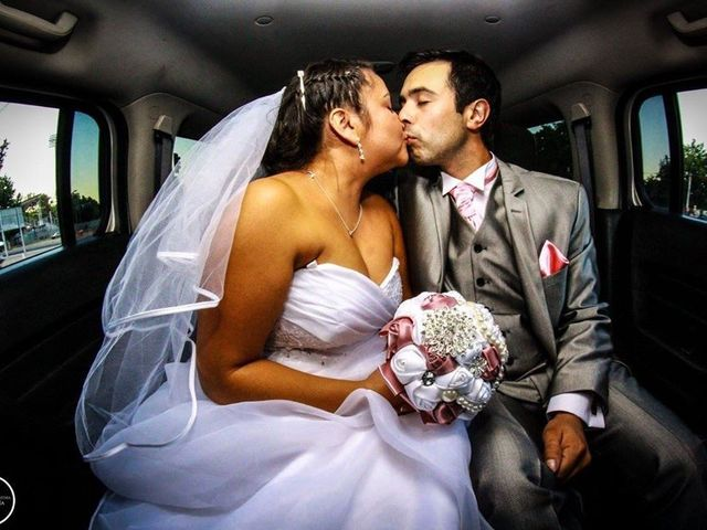 El matrimonio de Yoselin y Hugo