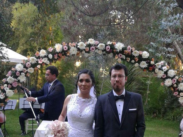 El matrimonio de Caterin y Marcelo
