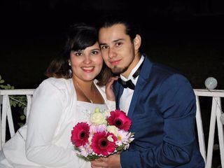 El matrimonio de Eli y Francisco
