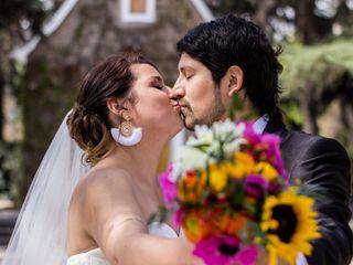 El matrimonio de Macarena y Ramón