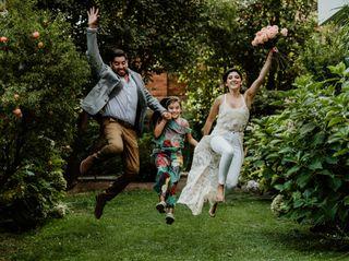 El matrimonio de Tania y Camilo